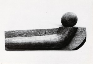 Pipedreams 1980 Plum wood