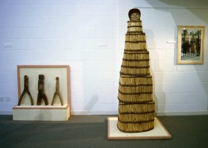 Lobi Exhibition Bedales School 1994