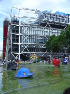 Jean Tinguely and Niki de Saint Phalle Stravinsky Fountain 1983 Centre Pompidou
