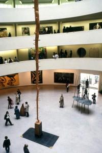 Giuseppe Penone Tree of Twelve Metres 1980-82 Wood