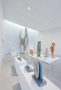 Barbara Hepworth Plasters