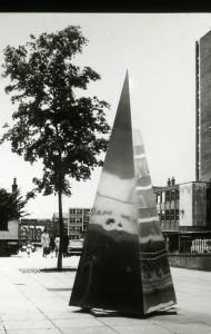 Pyramid 1969 Aluminium