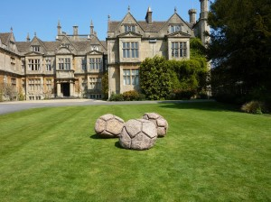 Peter Randall-Page Cupressus at Corsham Court 2011